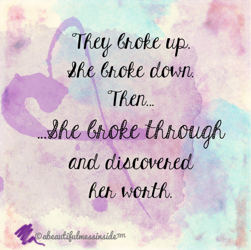 She-broke-through