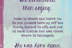 She-remembered